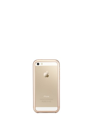 Back View - Click To Enlarge - SQUAIR - Curvacious bumper for iPhone 5/5s