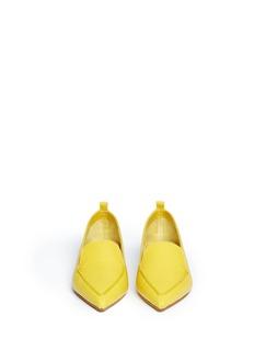 NICHOLAS KIRKWOODPebble pointed-toe loafers