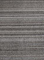 Shag Skinny Stripe door mat