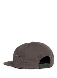 KinfolkLogo embroidered cotton baseball cap