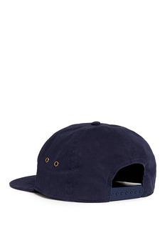 KINFOLK品牌标志刺绣纯棉棒球帽