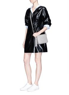Anya Hindmarch 'Smiley' leather crossbody bag