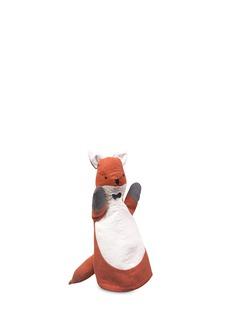 IbilityDaniel the fox puppet DIY set