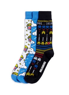 Holisocks Pixel socks 3-pair pack