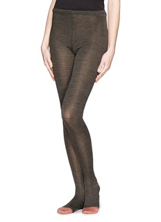 HANSEL FROM BASEL Back arrow tights