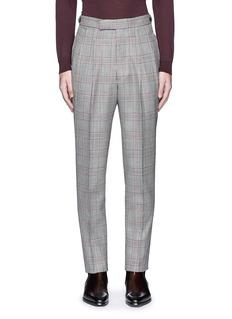TomorrowlandSlim fit Dormeuil Sportex Vintage® wool houndstooth pants