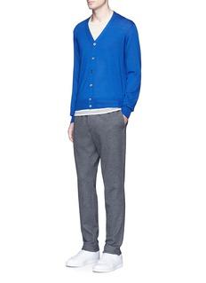 TomorrowlandCashmere-silk cardigan
