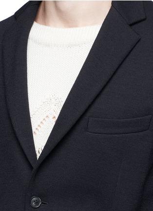 细节 - 点击放大 - TOMORROWLAND - 休闲西服外套