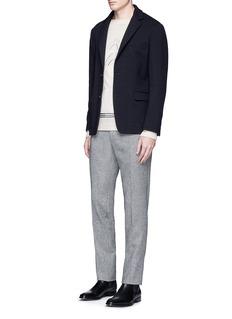 TomorrowlandTextured wool blend soft blazer