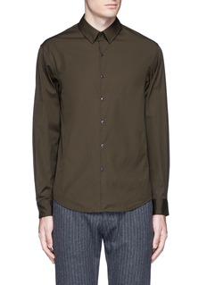 Tomorrowland Cotton poplin shirt