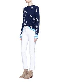 EQUIPMENT'Rei' star intarsia cashmere sweater