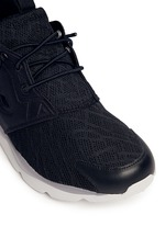 'FuryLite TM' diamond mesh sneakers