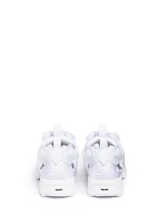 Back View - Click To Enlarge - Reebok - 'InstaPump Fury OG' slip-on sneakers
