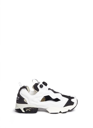 Main View - Click To Enlarge - Reebok - 'InstaPump Fury OG ACHM' slip-on sneakers
