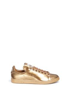 ADIDAS X RAF SIMONS'Stan Smith' metallic leather sneakers