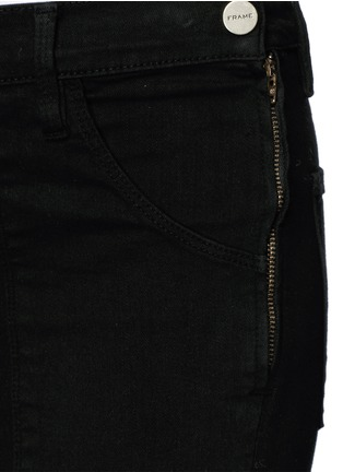 Detail View - Click To Enlarge - Frame Denim - 'Le Flare De Francoise' flared jeans