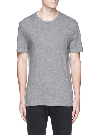 T By Alexander Wang - Pima cotton jersey T-shirt