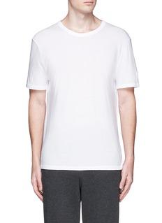 T BY ALEXANDER WANG单色纯棉T恤