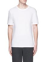 单色纯棉T恤