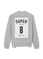 'Series 1 to 10' unisex sweatshirt - 8 Super