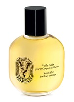 Satin Oil for Body and Hair 100ml