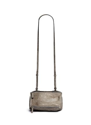 Givenchy-'Pandora' mini washed lambskin leather bag