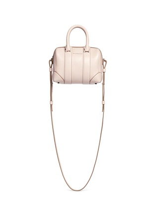 Main View - Click To Enlarge - Givenchy - 'Lucrezia' micro leather bag