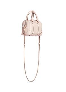 GIVENCHY'Lucrezia' micro leather bag