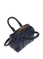 'Lucrezia' micro leather bag