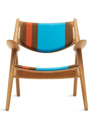 Carl Hansen & Son-CH28 lounge chair