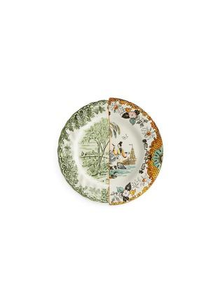 Seletti-Hybrid dinner plate - Ipazia