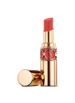 YSL Beauté - Rouge Volupté Shine - 16 Orange Impertinent