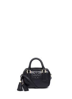 TORY BURCH'Thea' mini leather satchel