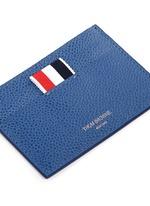 Pebble grain leather cardholder