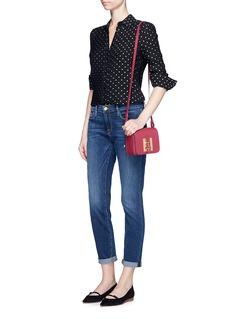 Frame Denim'Le Garçon' slim fit jeans