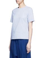 'Daniel' stripe cotton shirt