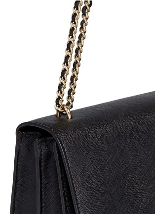 Tory Burch - 'Robinson' convertible saffiano leather chain bag