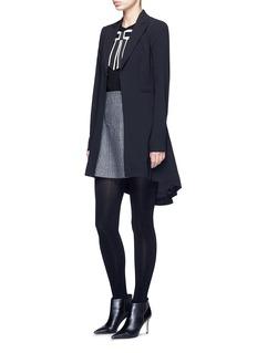 alice + olivia'Danika' oversize bow sweater