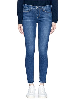 Detail View - Click To Enlarge - L'Agence - 'The Bridgette' skinny jeans