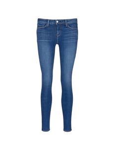 L'Agence'The Bridgette' skinny jeans