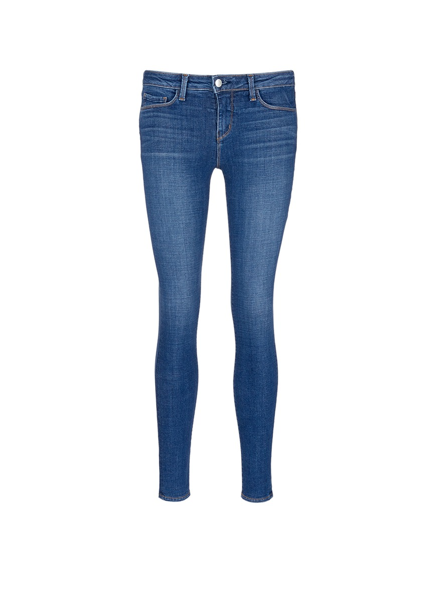 The Bridgette skinny jeans by L'Agence