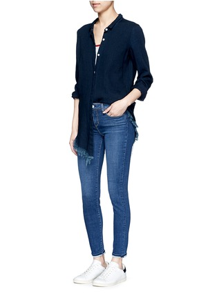 Figure View - Click To Enlarge - L'Agence - 'The Bridgette' skinny jeans