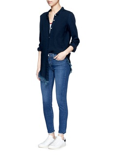 L'Agence 'The Bridgette' skinny jeans