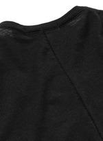 'Base' crew neck T-shirt