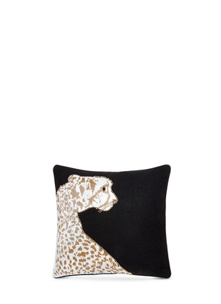 Main View - Click To Enlarge - Jonathan Adler - Animalia bead leopard pillow