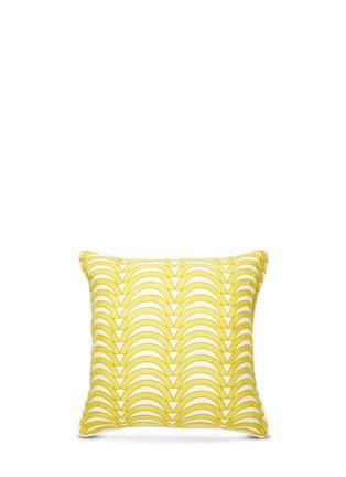 Jonathan Adler-Bobo linen cushion