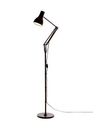 Main View - Click To Enlarge - Anglepoise - Type 75 aluminium floor lamp