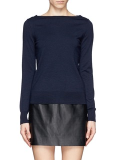 THEORY 'Naila' cashmere-blend sweater