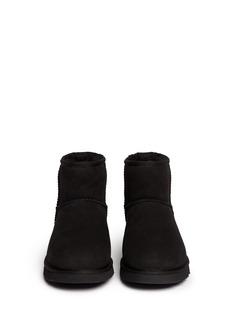 UGG AUSTRALIA'Classic Mini' boots