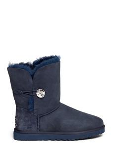 UGG AUSTRALIA'Bailey Bling' Swarovski crystal button boots